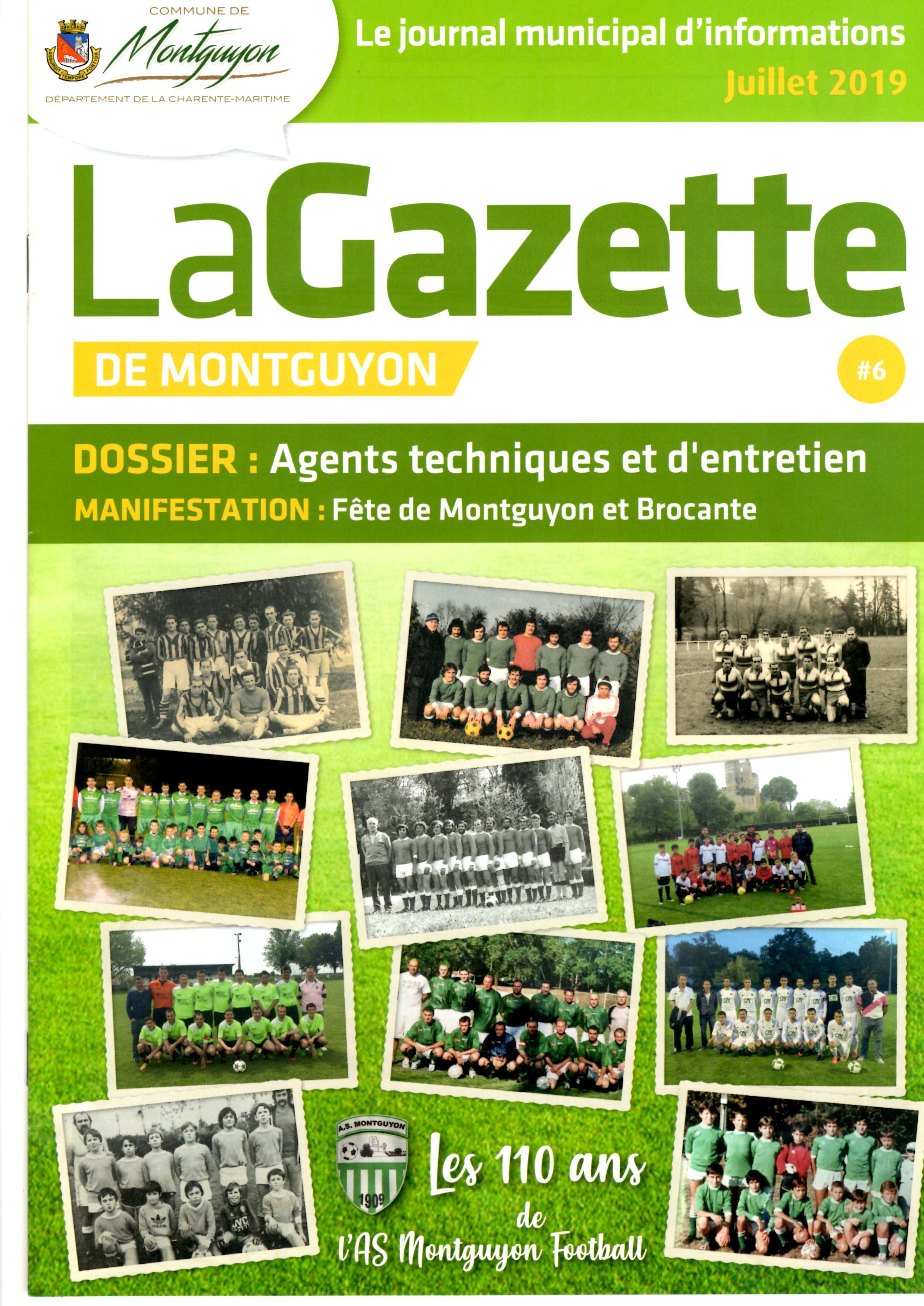 gazette JUIL19